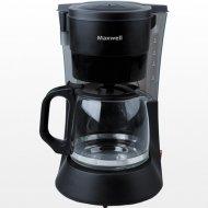 Кофеварка «Maxwell» MW-1650 BK.