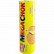 Печенье песочное «Megachok Arluy» со вкусом какао, 500 г.