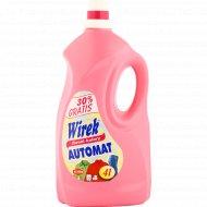 Жидкое моющее средство дляцветных тканей «Wirek» automat kolor, 4 л.