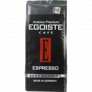 Кофе натуральный «Egoiste» Espresso, молотый, 250 г.