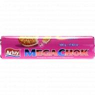 Печенье «Megachok Arluy» со вкусом клубники, 500 г.