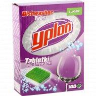 Таблетки для посудомоечных машин «Yplon» Classic, 100 шт х 18 г.