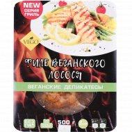 Продукт белковый «Филе веганского лосося» 500 г.