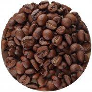 Кофе жареный в зернах «Кофейные Шедевры» баварский шоколад, 500 г.