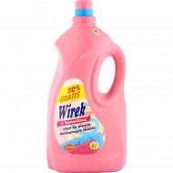 Жидкое моющее средство для стирки деликатных тканей «Wirek» 4 л.