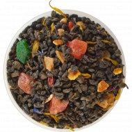 Чай зеленый листовой «Чайные Шедевры» сокровищница шейха, 500 г.