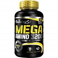 Аминокислоты «Mega Amino 3200» 100 таблеток.