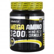 Аминокислоты «Mega Amino 3200» 300 таблеток.