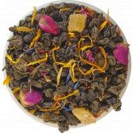 Чай зеленый листовой «Чайные Шедевры» ночь клеопатры, 500 г.