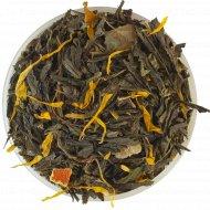 Чай зеленый листовой «Чайные Шедевры» мохито, 500 г.