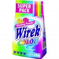 Средство моющее порошкообразное «Wirek» Colorl 3 кг,38 стирок.