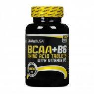 BCAA «BCAA+B6» 100 таблеток.