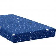 Простыня «Samsara» Night Stars, двуспальная, 220Пр-17