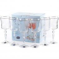 Набор бокалов для вина «Bohemia Crystal» Q8982/300, 6 шт, 300 мл
