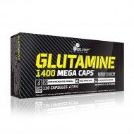 Аминокислоты «Glutamine Mega Caps» 120 капсул.