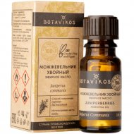Эфирное масло «Botavikos» можжевельник хвойный, 10 мл.