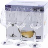 Набор бокалов для вина «Bohemia Crystal» C5987/250, 6 шт, 250 мл