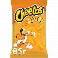 Кукурузные палочки «Cheetos» со вкусом сыра, 85 г.