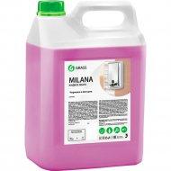 Жидкое крем-мыло «Milana» fruit bubbles, 5 кг.