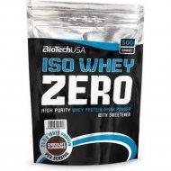 Протеин «BioTechUSA» Iso Whey Zero, шоколад, 500 г.