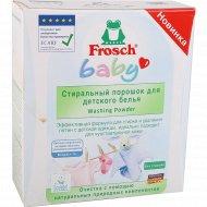 Стиральный порошок «Frosch» для детского белья, 1.08 кг.