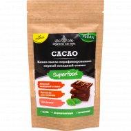 Какао масло «Продукты XXII века» нерафинированное, 100 г.