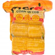 Кукуруза в початках варенная «Merci» 6 шт