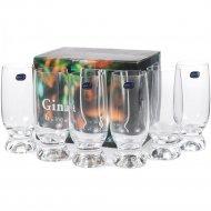 Набор бокалов для пива «Bohemia Crystal» Gina, 350 мл