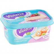 Сыр творожный «Виолетта» с зеленью 70%, 140 г.