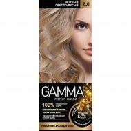 Стойкая крем-краска «Gamma» Perfect Color, тон 8.0.