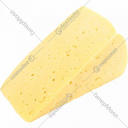 Сыр «Сливочный особый Люкс» 50%, 1 кг., фасовка 0.3-0.4 кг
