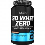 Протеин «Iso Whey Zero» шоколад, 908 г.