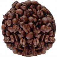 Кофе жареный в зернах «Кофейные Шедевры» ванильный миндаль, 500 г.