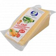 Сыр «Великокняжеский» с ароматом топленого молока, 46%, 1 кг., фасовка 0.2-0.3 кг