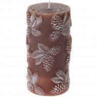 Свеча «Belbohemia» 710100, 7.5x14 см