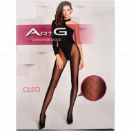 Колготки женские «ArtG Cleo» 40 den, Nero, размер 2.