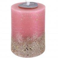 Свеча «Belbohemia» 259968, 7x7x9 см