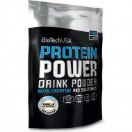 Протеин «Protein Power» клубника-банан, 1000 г.