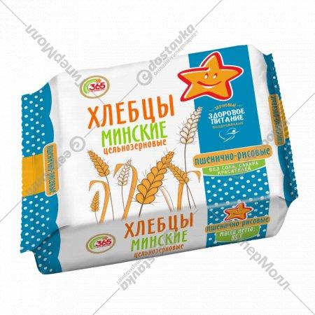 Хлебцы «Минские» пшенично-рисовые, 85 г.