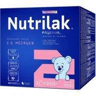 Смесь «Nutrilak Premium+ 2» 1050 г