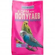 Корм для волнистых попугаев «Бонифаций» красное просо, 500 г.