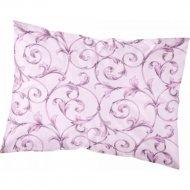 Наволочка «Samsara» Завитки Pink, 50x70, 5070Н-10