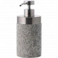 Дозатор для жидкого мыла полирезин 9 х 9 х 17 см.