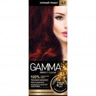 Стойкая крем-краска «Gamma» Perfect Color, тон 6.5.
