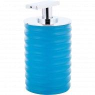 Дозатор для жидкого мыла полирезин 7,5 х 7,5 х 14 см.