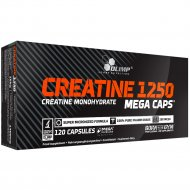 Креатин «Olimp Sport Nutrition» Creatine Mega Caps, 120 капсул.