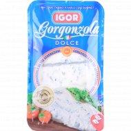 Сыр «Gorgonzola dolce» с голубой плесенью 48%, 150 г.