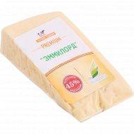 Сыр «Эммилорд» 45%, 1 кг., фасовка 0.4-0.5 кг