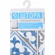 Занавес-шторка для ванной ева «Луиза» 180 х 180 см.