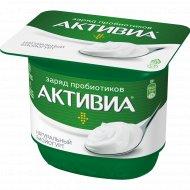 Йогурт «Активиа» обогащенный бифидобактериями 3.5%, 150 г.